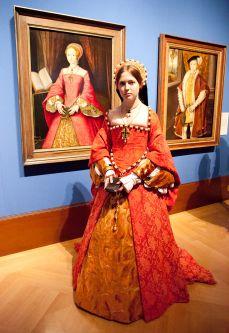 Historical dress.
