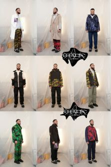 Efface Line Up by Wan