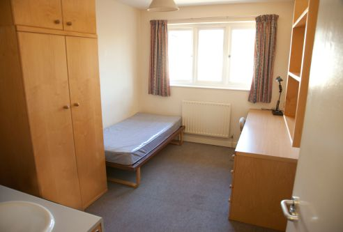 Photo of a bedroom at Cordwainers Court