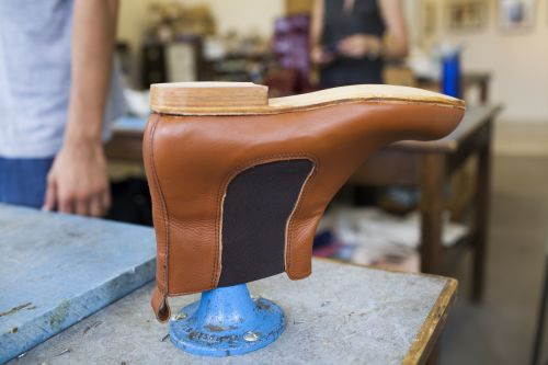SHOEMAGhxS Shoe Making: The Boot