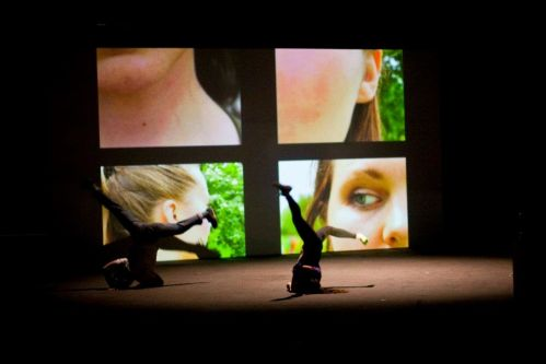Performance and projections by Lea Collet.