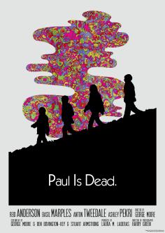 poster Paul is dead
