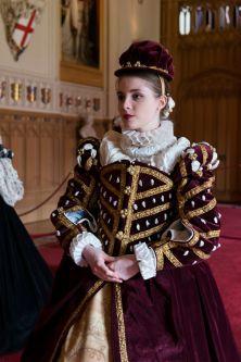 Historical costume by Emily-Rose Burt.