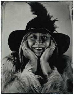 Portrait of Nina Rahel