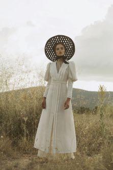 wedding dress by tamara