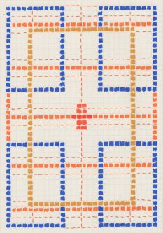 a graphic pattern