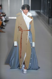 Xiaonan Ma MA19 Womenswear