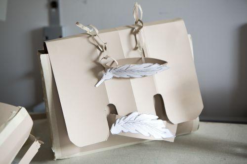 Pattern cutting for bagmaking
