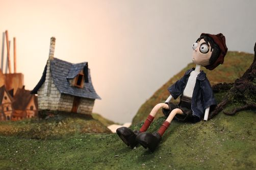 Still from animation.