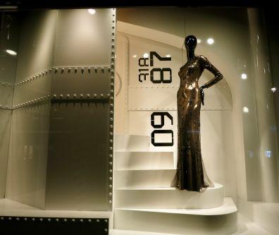 Fashion Visual Merchandising Visit to View Ralph Lauren Windows