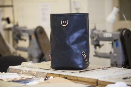 Bag pack making