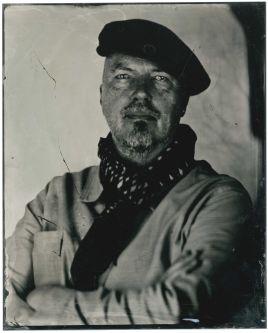 Portrait of Quentin Newark