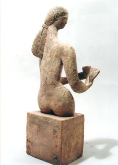 Sculpture by Ruth Eisenhart