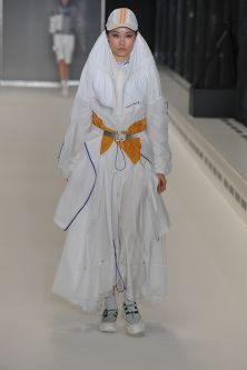 Huiying Xiong MA19 Womenswear
