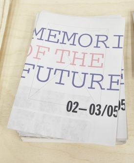 Memories of the Future conference publication.