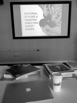 Doina Tapordei LCF Editorial Styling Classwork 2