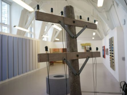 Photo of Wanderers sculpture