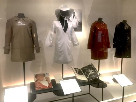 images of mary quant clothing on mannequins