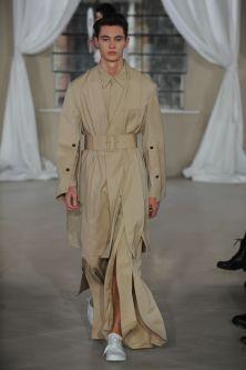 Suhyoung Choi LCF MA19 Menswear