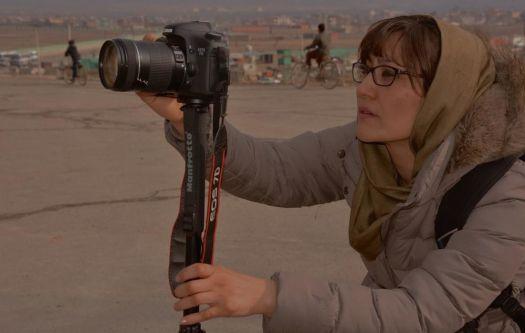 Sahra Mani shooting