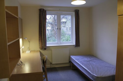 Standard rooms (shared bathroom)