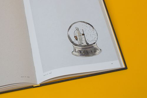 Details on graphics book by Ana Rita.