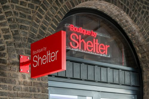 Shelter Boutique in Coal Drops Yard
