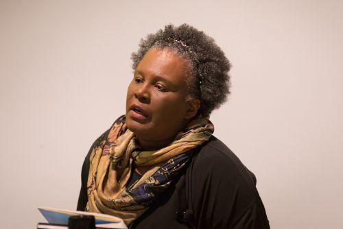 Professor Claudia Rankine