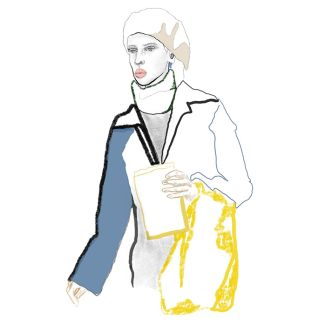 Fashion Imaging and Illustration work by Lucy Fretwell