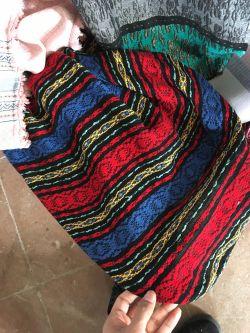 Fabrics knitted on the Jacquard weaving machine