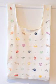 Dinnerwear by Textiles student Christy Shum
