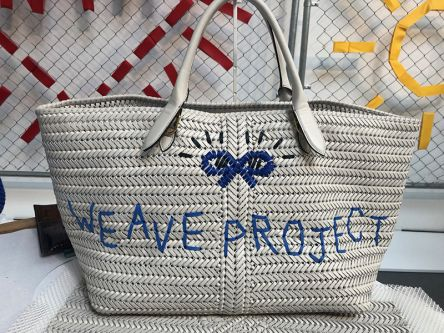 Picture of woven bag