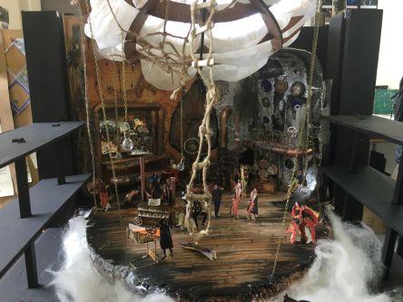 Steam punk model set
