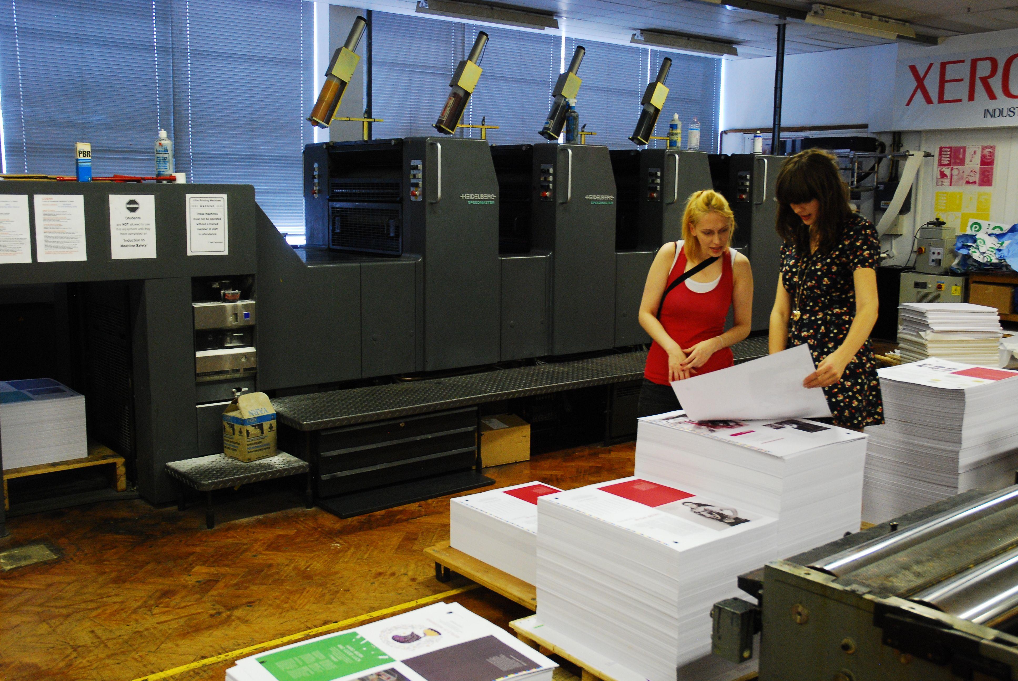 Print Press LCC