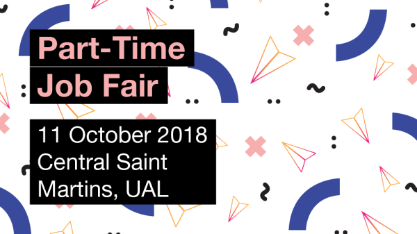UAL Part Time Job Fair