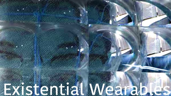 Existential Wearables: Tokyo in 10 years - what are we wearing?