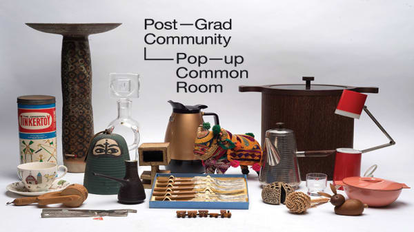 Pop Up Common Room: A Narrative of Progress