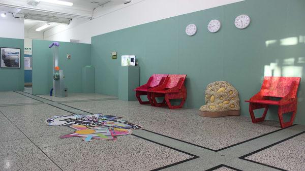 THE WAITING ROOM: Exhibition Tour & Publication Launch