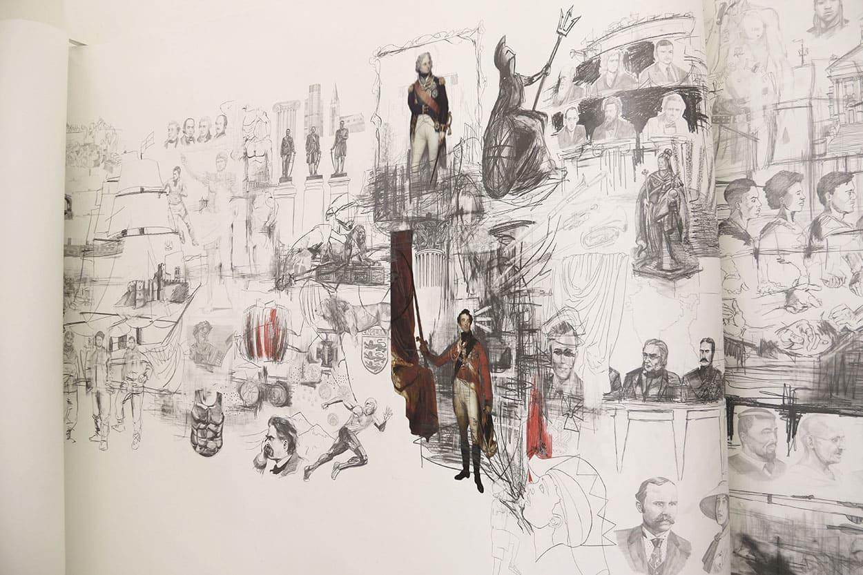 The Richard Ford Award 2018 winner: Patrick Metcalfe, BA Drawing Graduate