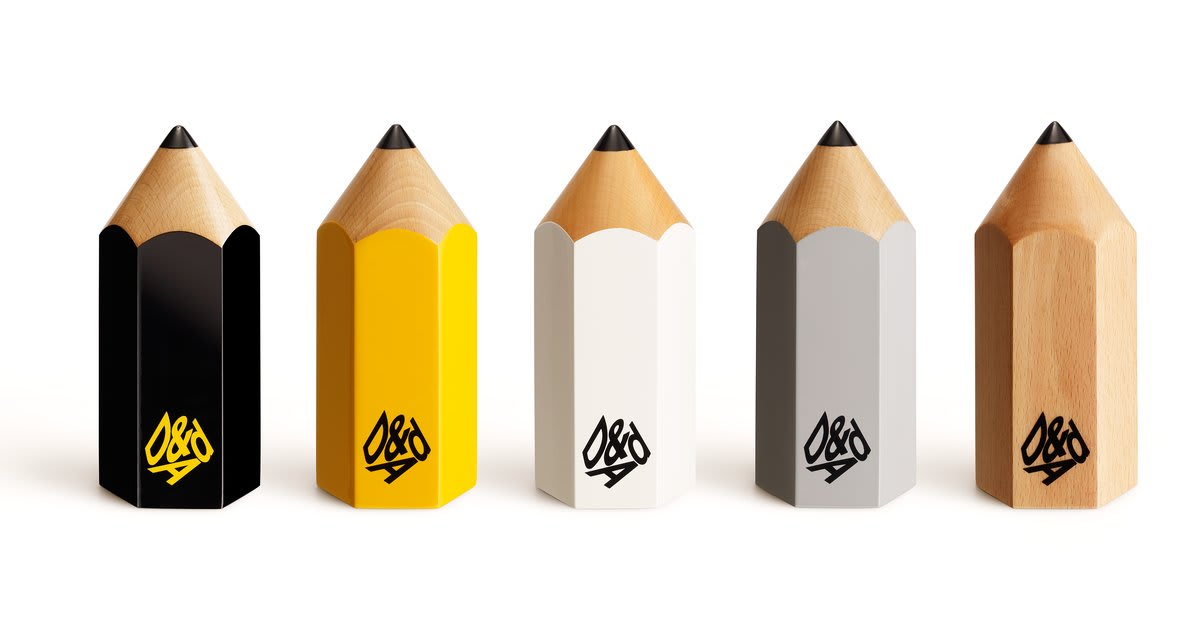 BA Graphic Design Communication Triumph at the D&AD New Blood Awards