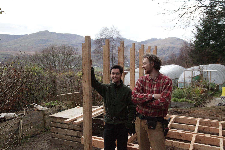 The Farm Café Project