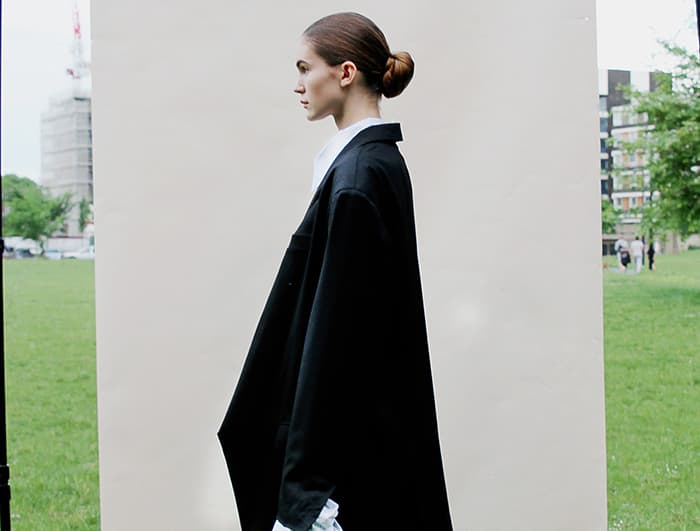 Class of 2017: BA (Hons) Fashion Design Technology: Womenswear graduate Anastasia Selivanova