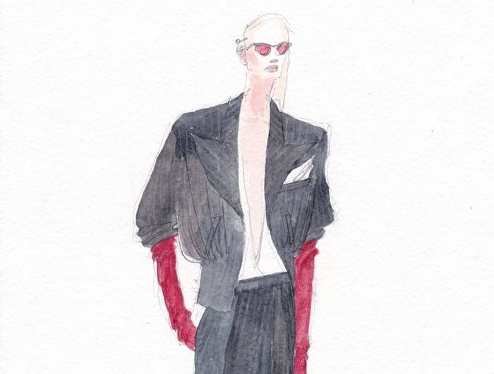 A day in the life of Giorgio Armani competition winner Dmitry Gotsfrid