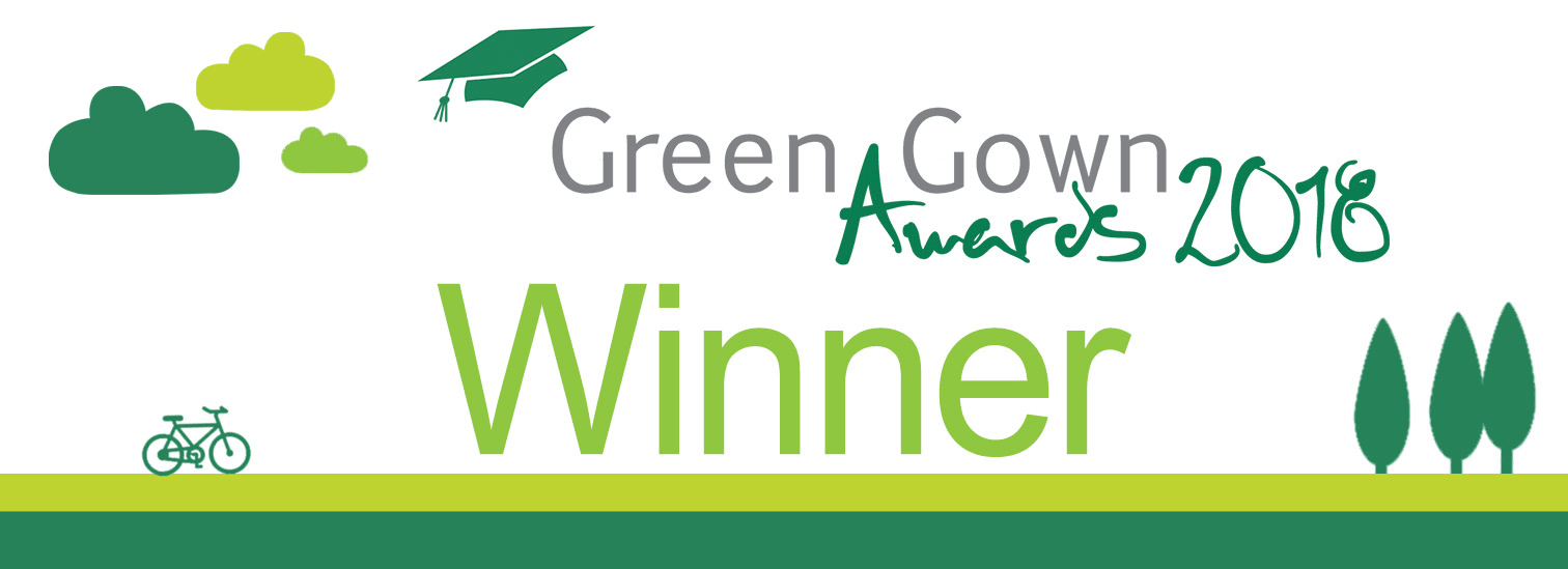 LCF wins two Green Gown Awards