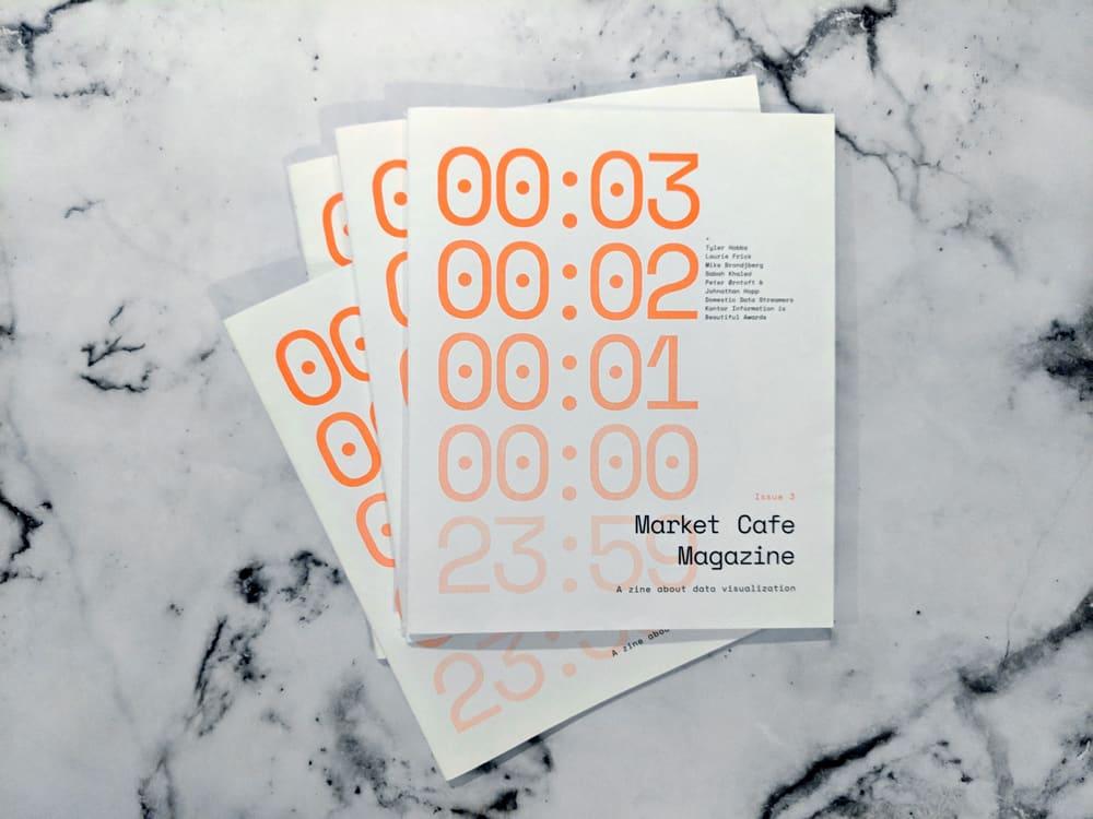 LCC Design School alumna launches data visualisation magazine