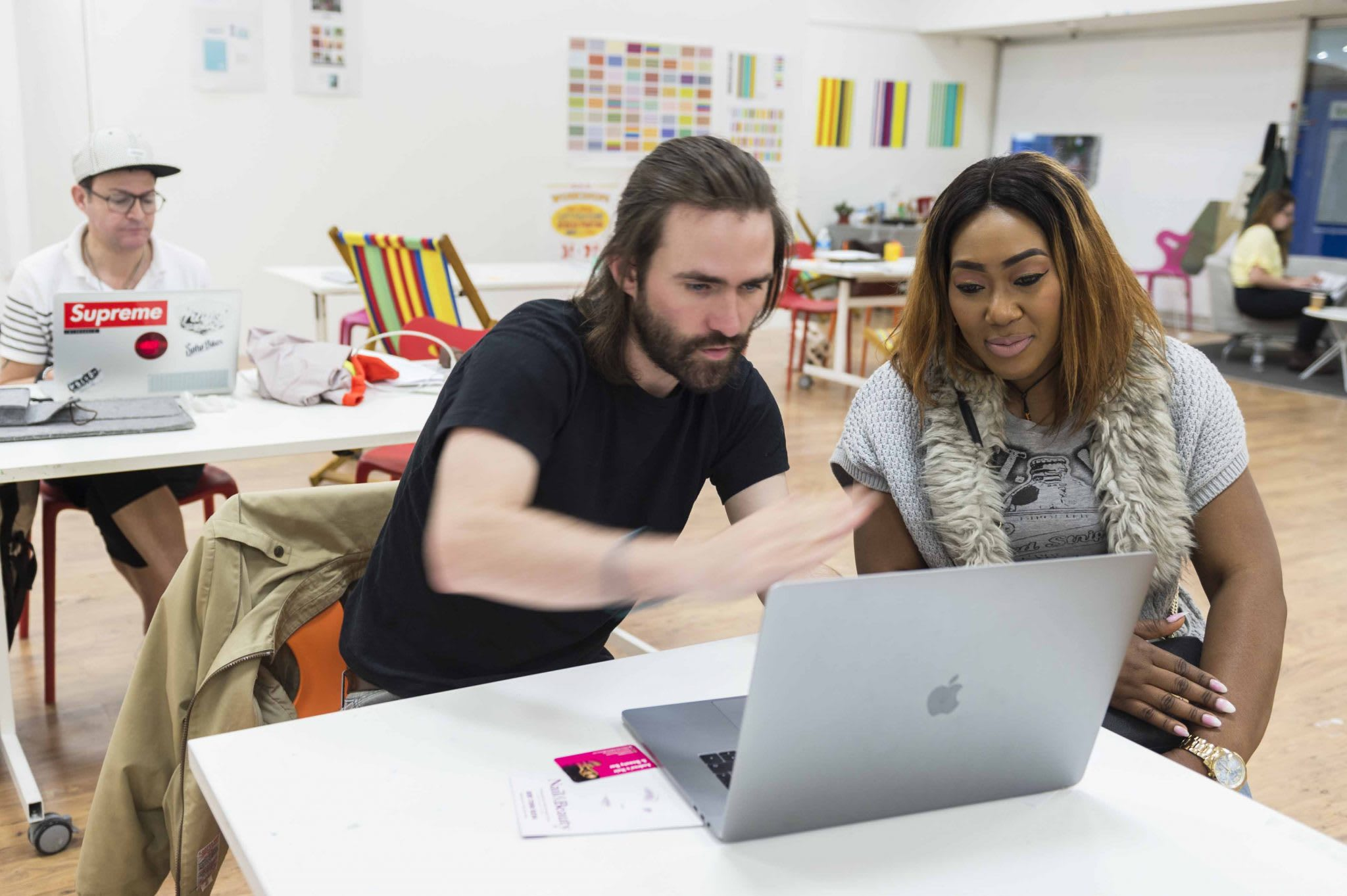 Pop-Up Creative Studio launched for Southwark and Lambeth communities