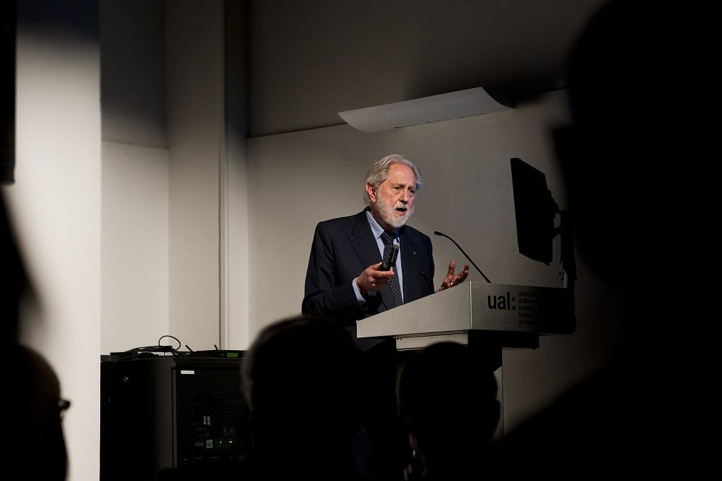 Lord Puttnam and UAL launch executive MBA for the screen industries