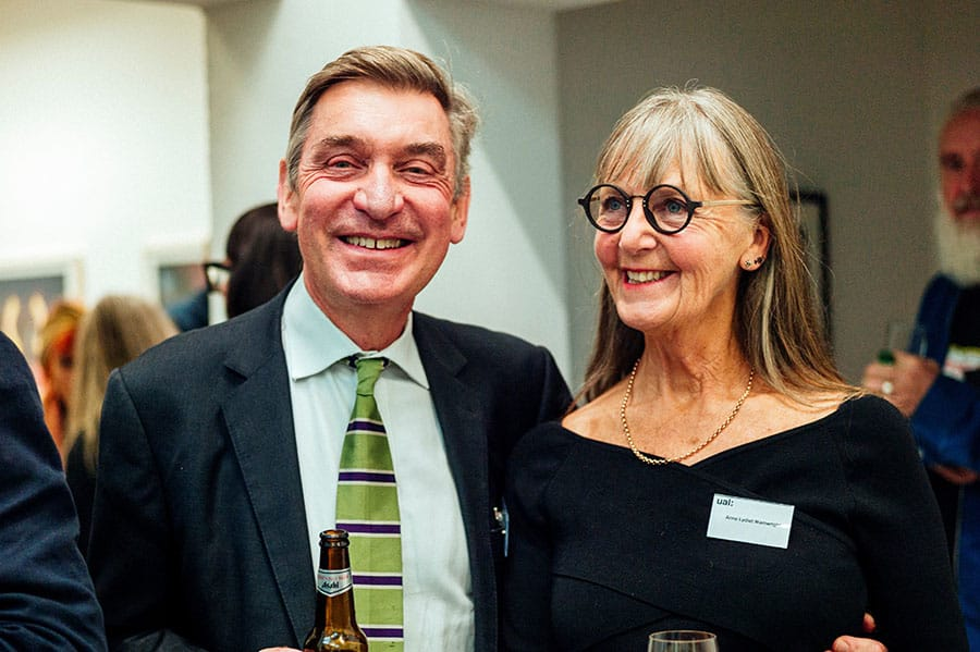 The Life and work of Professor Chris Wainwright, (1955-2017) celebrated in an evening of reflection, art and music