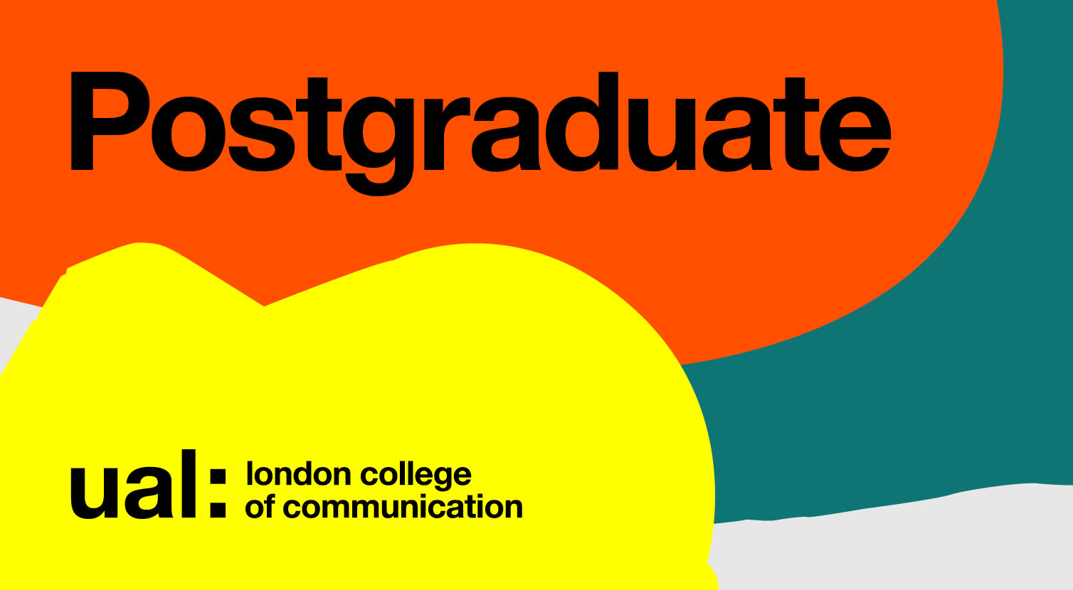 Lcc Postgraduate Open Day Interaction Design And Visual Communication Ual