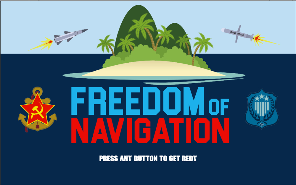 Chaoba (Alex) He  Freedom of Navigation